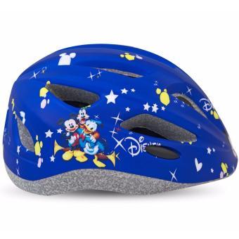 Mua Nón bảo hộ cho trẻ em, Hiệu FORNIX-A03NM13S ( xanh chuột Mickey ) giá tốt nhất