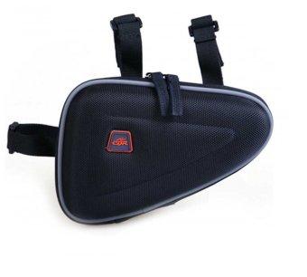 Túi treo xe đạp tam giác CBR110 (đen)