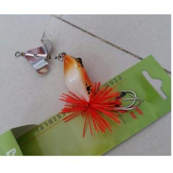 Mồi giả nhái câu cá lóc hàng Thai Lan kero
