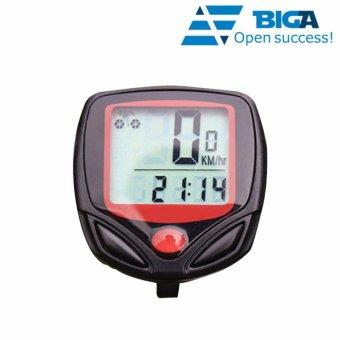 Đồng hồ đo tốc độ Xe đạp thể thao có dây ( Tiếng Anh )