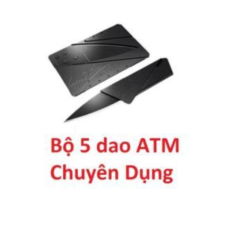 Bộ 5 Dao ATM Bỏ Túi Chuyên dụng