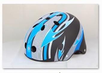 Mũ bảo hiểm xe đạp size M BMX (Họa tiết)