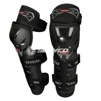 Đồ bảo hộ tay chân 4 món Scoyco - K11H11-2 (Đen)