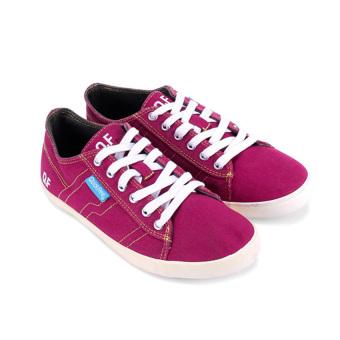 Giày vải nữ QuickFree G140204-013 (Đỏ mận)