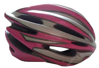 Mũ bảo hiểm xe đạp size L (Trắng hồng)