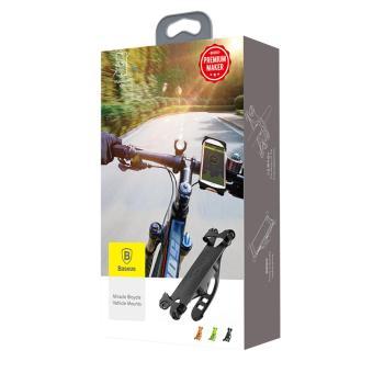 Giá đỡ điện thoại trên xe đạp hiệu Baseus - Hàng Nhập Khẩu