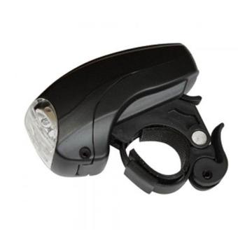 Đèn soi đường gắn ghi đông xe đạp FXB1003DSD (Đen)