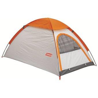Lều cắm trại 2 người Go Coleman 10942A (Trắng phối cam)