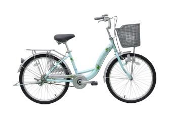 Xe đạp thời trang cao cấp Martin E 24 CTB (Xanh ngọc)