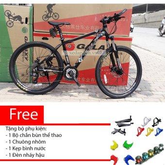 Xe đạp GALAXY ML250 – 2017 (Đen cà phê)
