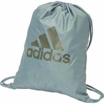 Túi xách thẻ thao adidas PER LOGO GB (Xám)