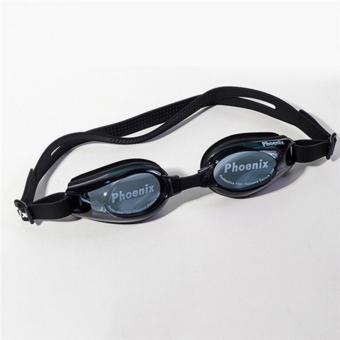 kính bơi hàn quốc Phoenix PN-401D (đen)