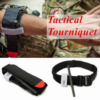 Rotate Medical Durable Combat Application Tactical Tourniquet Military Army - intl