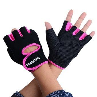 GYM Half Finger Training Gloves