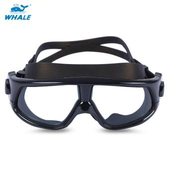 Whale Unisex Swimming Goggles Anti-fog UV Protection Swim Eyewear Glasses - intl