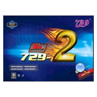 Mặt vợt bóng bàn 729- 2 Thi đấu ( Đỏ)