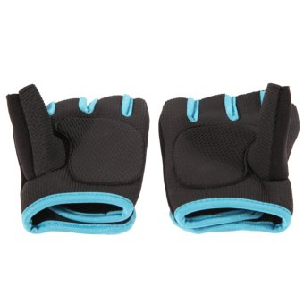 Unisex Fitness Exercise Workout Weight Lifting Sport Gloves Gym Training - INTL
