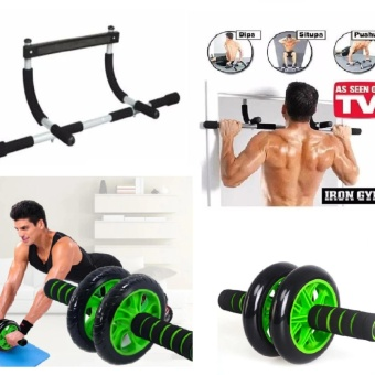 Bộ 2 sản phẩm tâpj Gym tại nhà