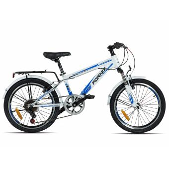 Xe đạp địa hình trẻ em FORNIX MS207 (Trắng xanh)