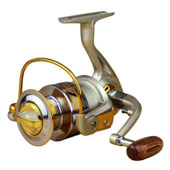 Ratio 5.5:1 Aluminum Spool Spinning Reel 10BB EF7000 Series Fishing Reels - INTL