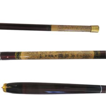 cần câu tay dạng rút bằng sợi thủy tinh chiều dài rút gọn :71cm ,chiều dài tối đa : 3m6 trọng lượng cần 121g