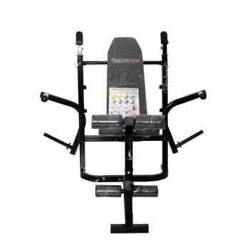 Dàn ghế tạ đa năng vuông 40 Thanh Xuân Sport TX-G440017 (Đen)
