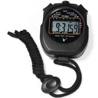 Đồng hồ thể thao bấm giây - Sports Counter Stopwatch PC894 (đen)