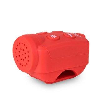 Kèn Xe Trẻ em Jett Cycles Beatbox (Đỏ)