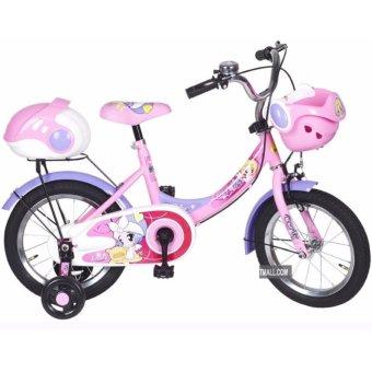 Xe đạp cho bé Strongkids 1202 (hồng)