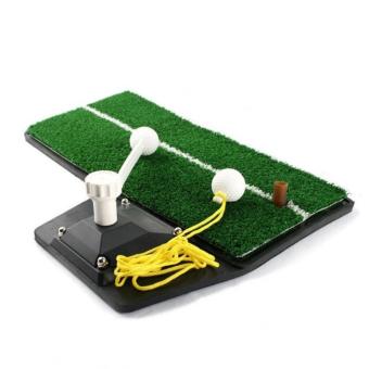 Thảm tập golf swing mat cỏ PE