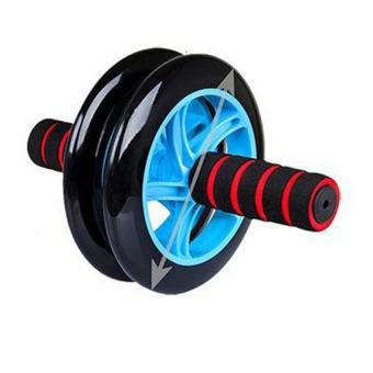 Máy tập cơ bụng bánh xe AB SmartBuy (Xanh phối đen)