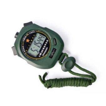 Đồng hồ bấm giây PC894 (Đen)