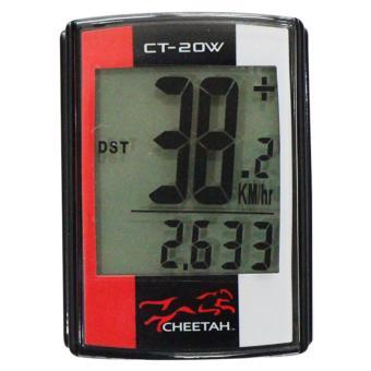 Đồng hồ đo tốc độ xe đạp CHEETAH - Không dây
