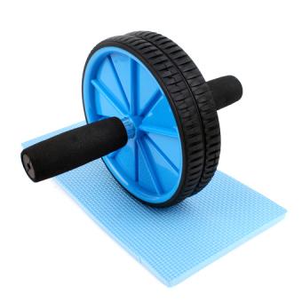 Máy tập cơ bụng AB Wheel NT-01868 (Xanh)