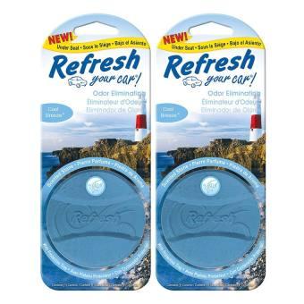 Bộ 2 Vỉ viên Hương Gió Lạnh Đại Dương cho Máy Lạnh và Xe hơi Handstands Refresh Your Car D09233