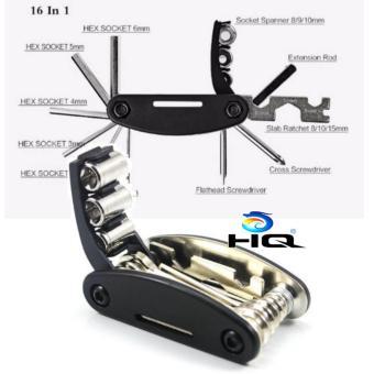 Bộ dụng cụ sửa chữa xe đạp đa năng gọn nhẹ du lịch hq 3ti46-2