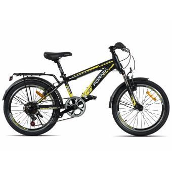 Xe đạp địa hình trẻ em FORNIX MS207 (Đen vàng)