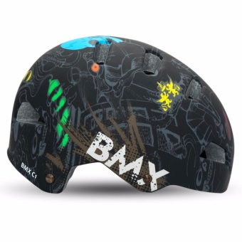 Nón bảo hộ cho người đi xe đạp, hiệu FORNIX - A02NC1 ( hình đầu lâu )