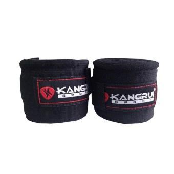 Băng quấn tay tập võ Kangrui KB 802 (Đen)