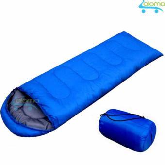 Túi ngủ 1kg Loyeah cao cấp L100 200x100x3cm (Blue)