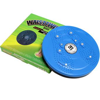Đĩa Xoay Eo Tập Thể Dục Waisttwisting Diet 360 Độ (Xanh)