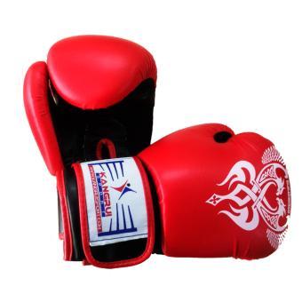 Găng tay boxing đấm bốc cho dân nhà nghề (đỏ)
