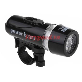Đèn LED Gắn Xe Đạp (đen) ( ko có đèn dán sau xe)