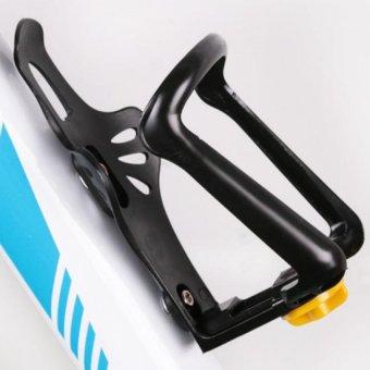 Giá đỡ kệ đựng chai, bình nước trên xe đạp ĐI PHƯỢT đa năng TOPEAK cao cấp H97-ĐEN