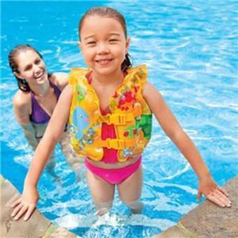 Áo phao bơi an toàn cho bé