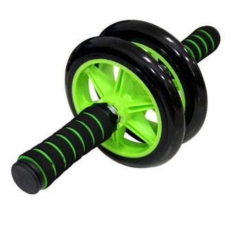Con lăn tập cơ bụng AB Wheel New ( Xanh ).