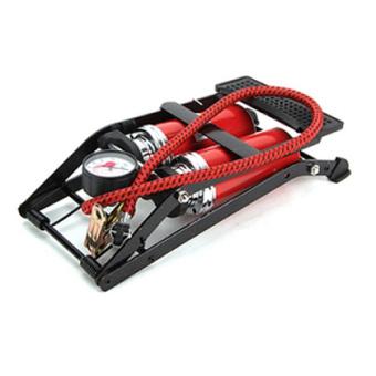 Bơm đạp chân 2 pittong Handomart HDM299