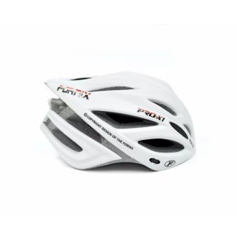 Nón bảo hộ cho người đi xe đạp, hiệu FORNIX - A02NX1 ( màu trắng )
