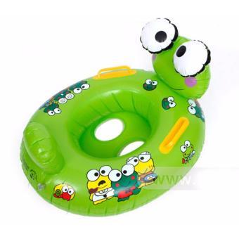 Phao bơi cho bé hình con ếch