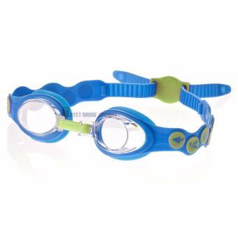 Kính bơi Speedo Sea Squad trẻ em 2 - 6 tuổi (Xanh dương)